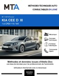 MTA Kia Ceed III break