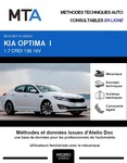 MTA Kia Optima I phase 1