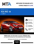MTA Kia Rio III 3p phase 1
