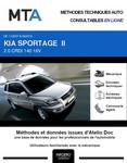 MTA Kia Sportage II phase 2