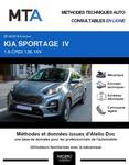 MTA Kia Sportage IV phase 2
