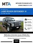 MTA Land Rover Defender I IV 5p phase 2