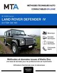 MTA Land Rover Defender I IV 5p phase 2