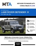 MTA Land Rover Defender I IV chassis double cabine phase 2