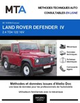 MTA Land Rover Defender I IV pick-up phase 2