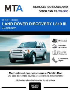 MTA Land Rover Discovery III