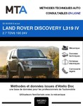 MTA Land Rover Discovery IV phase 1