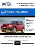 MTA Land Rover Freelander I  break 3p phase 4