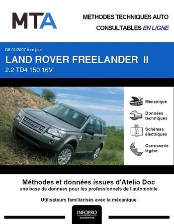 MTA Land Rover Freelander II 5p