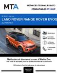 MTA Land Rover Range Rover Evoque I 3p phase 2
