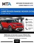 MTA Land Rover Range Rover Evoque I 5p phase 1