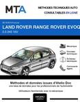 MTA Land Rover Range Rover Evoque I cabriolet phase 2