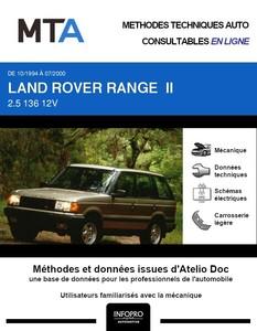 MTA Land Rover Range Rover II