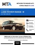 MTA Land Rover Range Rover III phase 2
