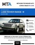MTA Land Rover Range Rover III phase 3