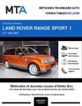 MTA Land Rover Range Sport I phase 1