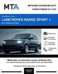 MTA Land Rover Range Sport I phase 2
