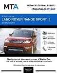 MTA Land Rover Range Sport II phase 1
