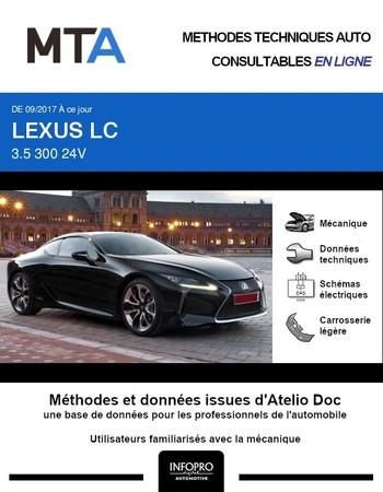MTA Lexus LC
