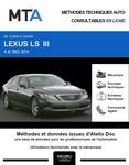 MTA Lexus LS III phase 1