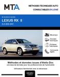 MTA Lexus RX II