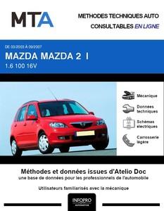 MTA Mazda 2 I 5P