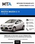 MTA Mazda 2 II 3p phase 1