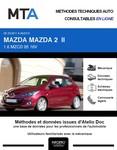 MTA Mazda 2 II 3p phase 2