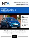 MTA Mazda 2 II 5p phase 2