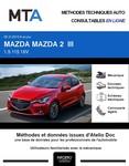 MTA Mazda 2 III 5p phase 1