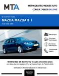 MTA Mazda 3 I phase 1