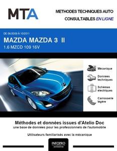 MTA Mazda 3 II 5p phase 1