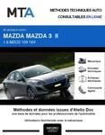 MTA Mazda 3 II berline phase 1