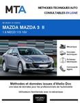MTA Mazda 3 II berline phase 2