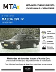 MTA Mazda 323 IV  berline phase 1
