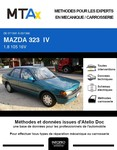 MTA Mazda 323 IV  berline phase 2