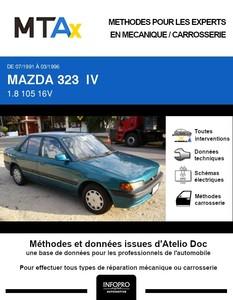 MTA Mazda 323 IV  berline phase 2
