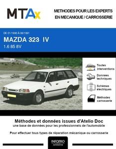 MTA Mazda 323 IV  break phase 1