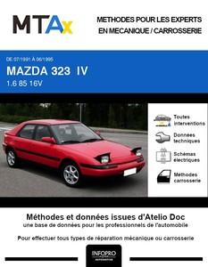 MTA Mazda 323 IV  break phase 2