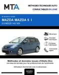 MTA Mazda 5 I phase 1