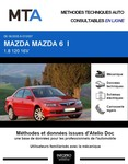MTA Mazda 6 I berline phase 2