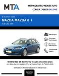 MTA Mazda 6 I break phase 2