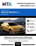 MTA Mazda 6 I phase 1