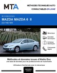MTA Mazda 6 II berline phase 1