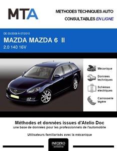 MTA Mazda 6 II break phase 1