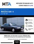MTA Mazda 626 III berline 2p