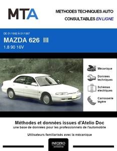 MTA Mazda 626 IV berline