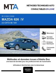 MTA Mazda 626 V 5p phase 2
