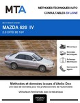 MTA Mazda 626 V berline phase 2