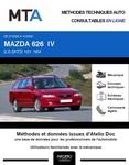 MTA Mazda 626 V break phase 2
